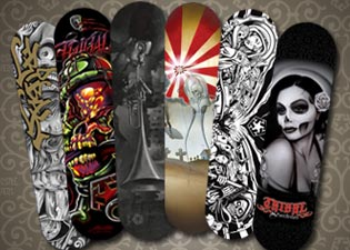 Buy any deck and receive a FREE wallet