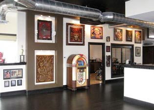 Jose Lopez Opens New Tattoo Shop