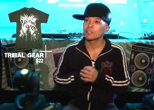 DJ Qbert Talks About Clothes, Gear and Style with Playboy Style