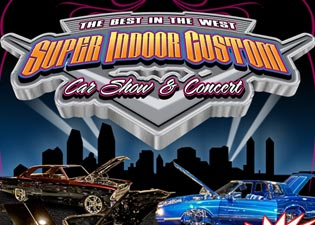 San Diego Super Indoor Custom Car Show
