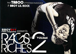 Bboy 911 Presents Rags 2 Riches