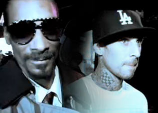 Congrats to Famous and Snoop 10 Years / 10 Albums