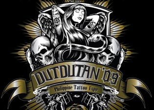 Dutdutan Tattoo Expo 2009 - Philippines