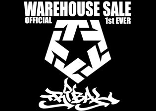 Tribal Warehouse Sale! Aug 22nd!