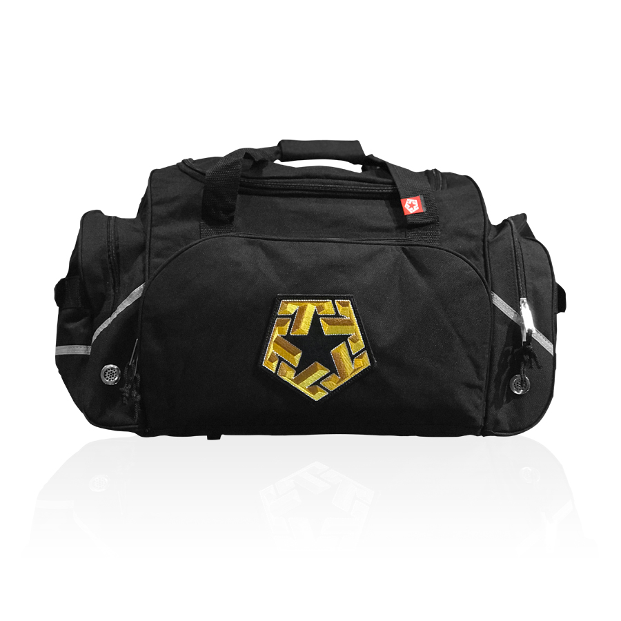 0eb5801ee3caf Tribal Black Duffel Bag – Tribal Streetwear – Worldwide Headquarters