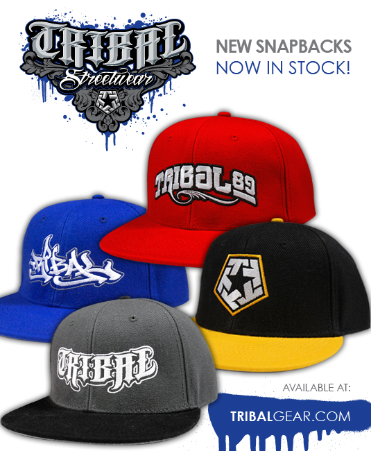 NEW SNAPBACKS IN STOCK! - Tribal Gear fffa152034f