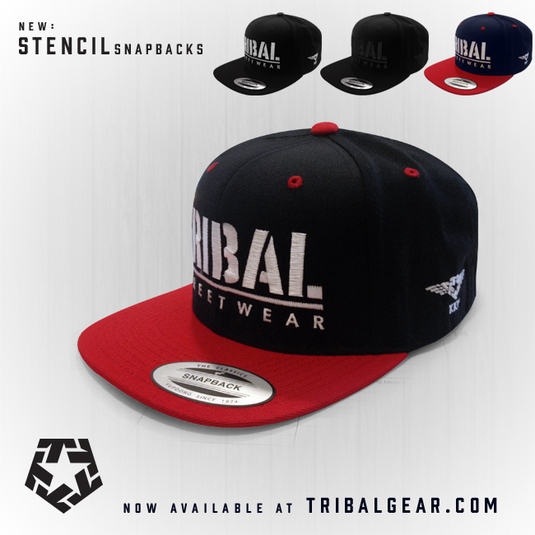 New M5 Stencil Snapback Now Available - Tribal Gear e59ef028bbb